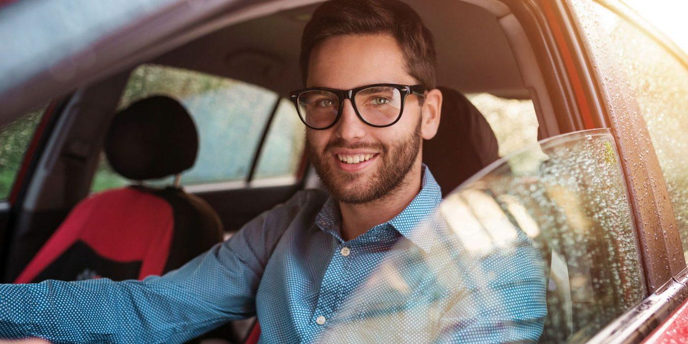 Studentchauffeur-Groot-Eigen Auto