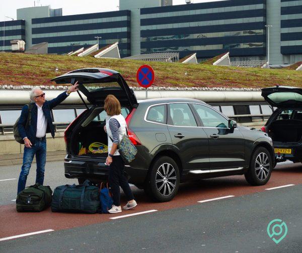 NIEUW: Sjauf introduceert Schiphol Service
