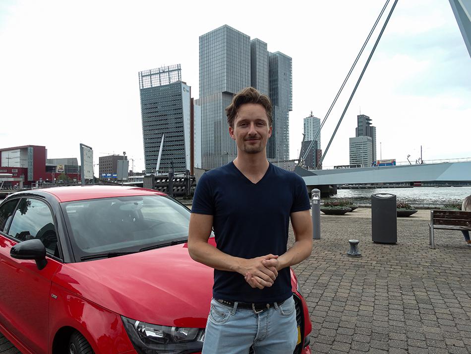 Sjauf, Rotterdam audi