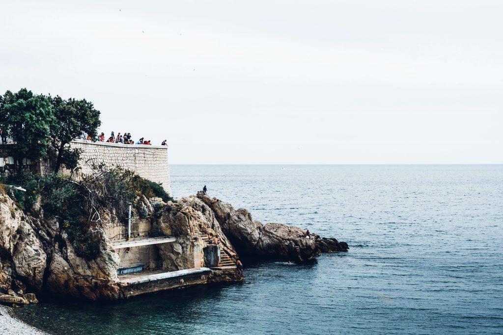 costa brava, beach, house